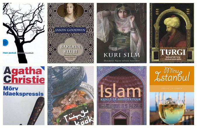 türgi raamatud minu istanbul islam
