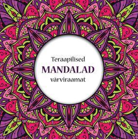 teraapilised-mandalad-värviraamat