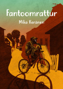 "Mika Keränen ""Fantoomrattur"""