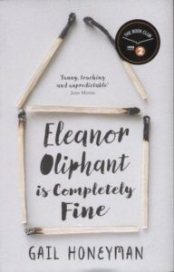 "Gail Honeyman ""Eleanor Oliphant is Completely Fine"""