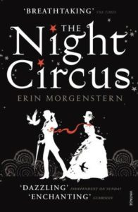 "Erin Morgenstern ""Night Circus"""