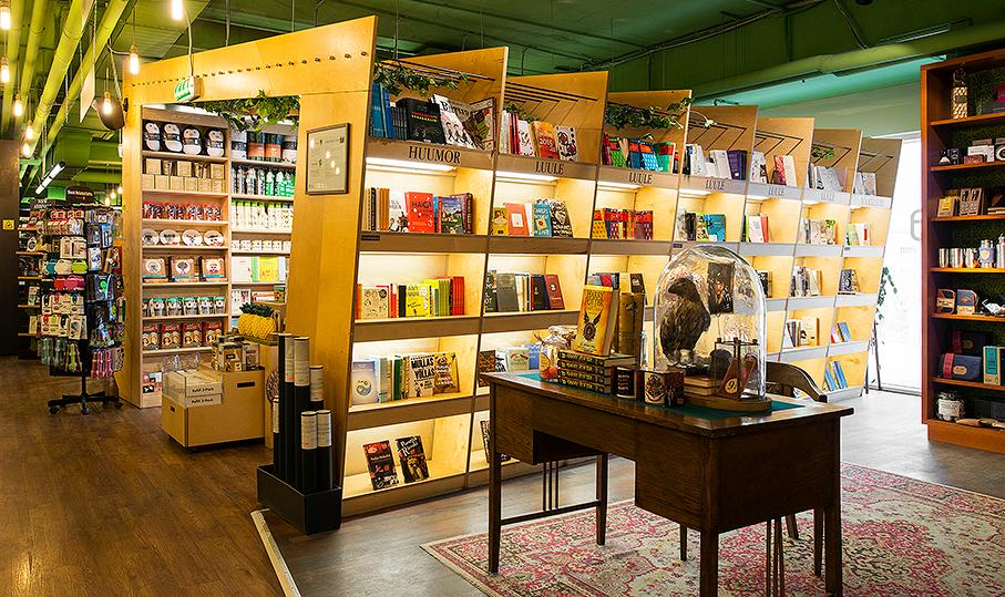 """fc20f750b03 Publishers Weekly: """"Üks maailma parimatest raamatukauplustest hakkas  tegutsema ka kirjastajana"""""""