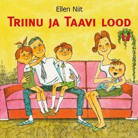 """Ellen Niit """"Triinu ja Taavi lood"""""""