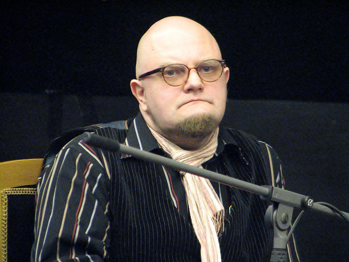 Kirjanik Karl Martin Sinijärv