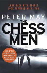 peter may chessmen