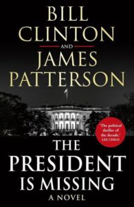 "Bill Clinton, James Patterson ""The Missing President"""