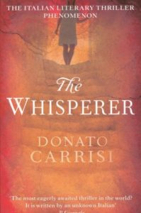"Donato Carrisi ""The Whisperer"""