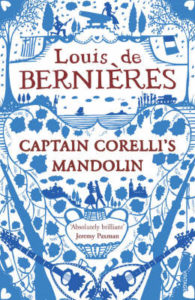 "Louis De Bernieres ""Captain Corelli's Mandolin"""
