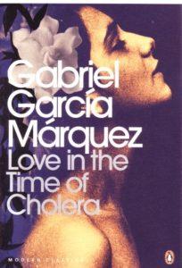 "Gabriela Garcia Marques ""Love In The Time of Cholera"""