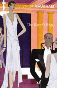 "Somerset Maugham ""Razor's Edge"""