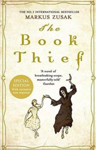 "Markus Zusak ""The Book Thief"""