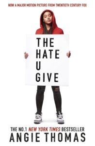 "Angie Thomas ""The Hate You Give"""