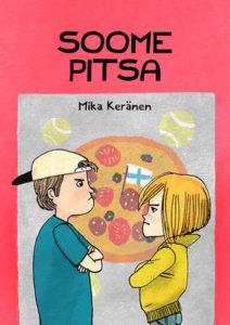 """Mika Keränen """"Soome pitsa"""""""