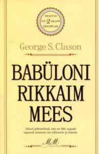 """George S. Clason """"Babüloni rikkaim mees"""""""