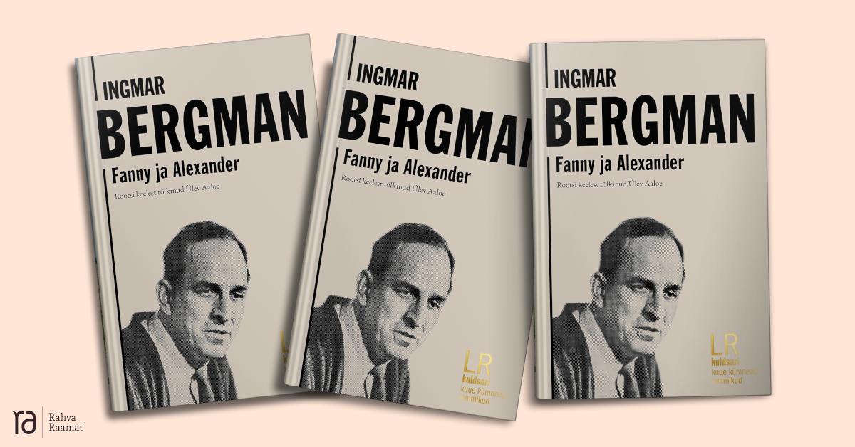 "Ingmar Bergman ""Fanny ja Aleksander"""