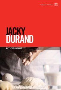 "Jacky Durand ""Retseptiraamat"""