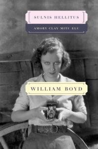 "William Boyd ""Sulnis hellitus. Amory Clay mitu elu"""