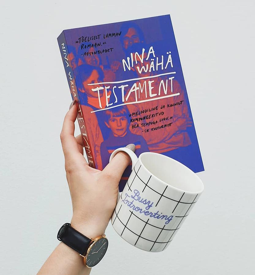 """Nina Wähä """"Testament"""""""