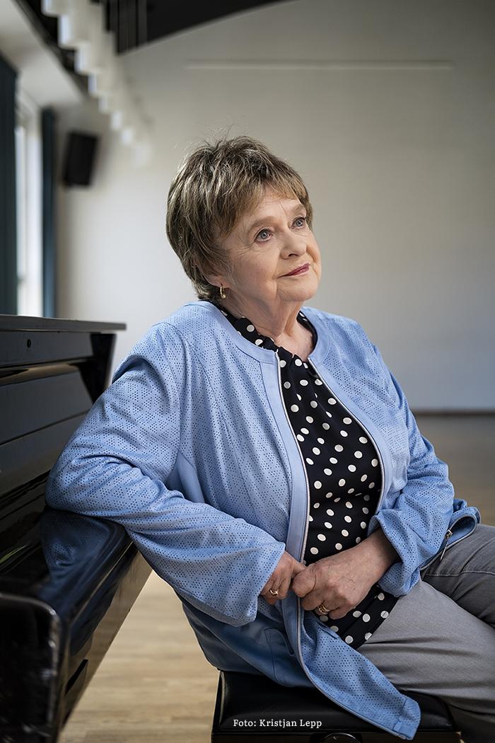 Leelo Tungal soovitab Eesti kirjandust