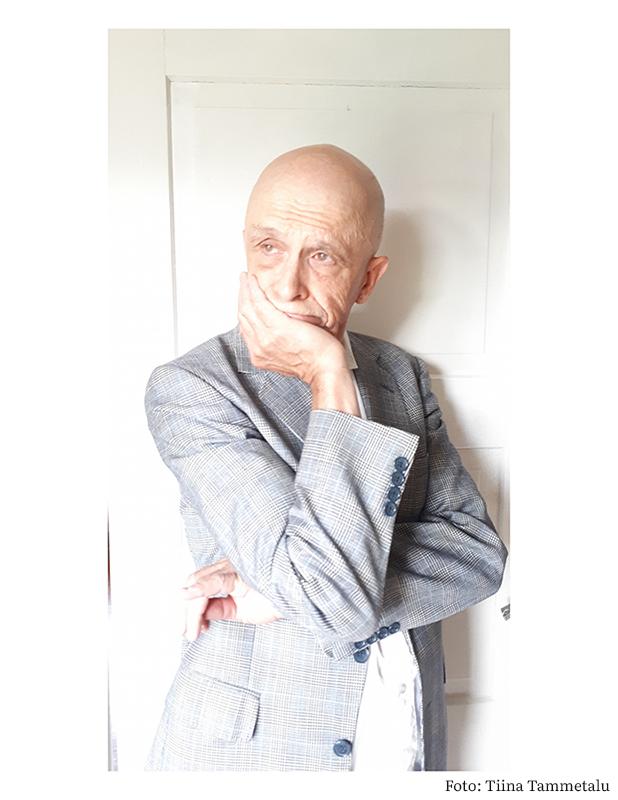 Mihkel Mutt soovitab Eesti kirjandusest
