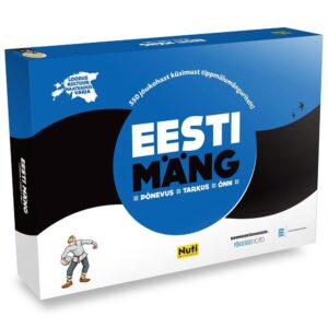 "Lauamäng ""Eesti mäng"""