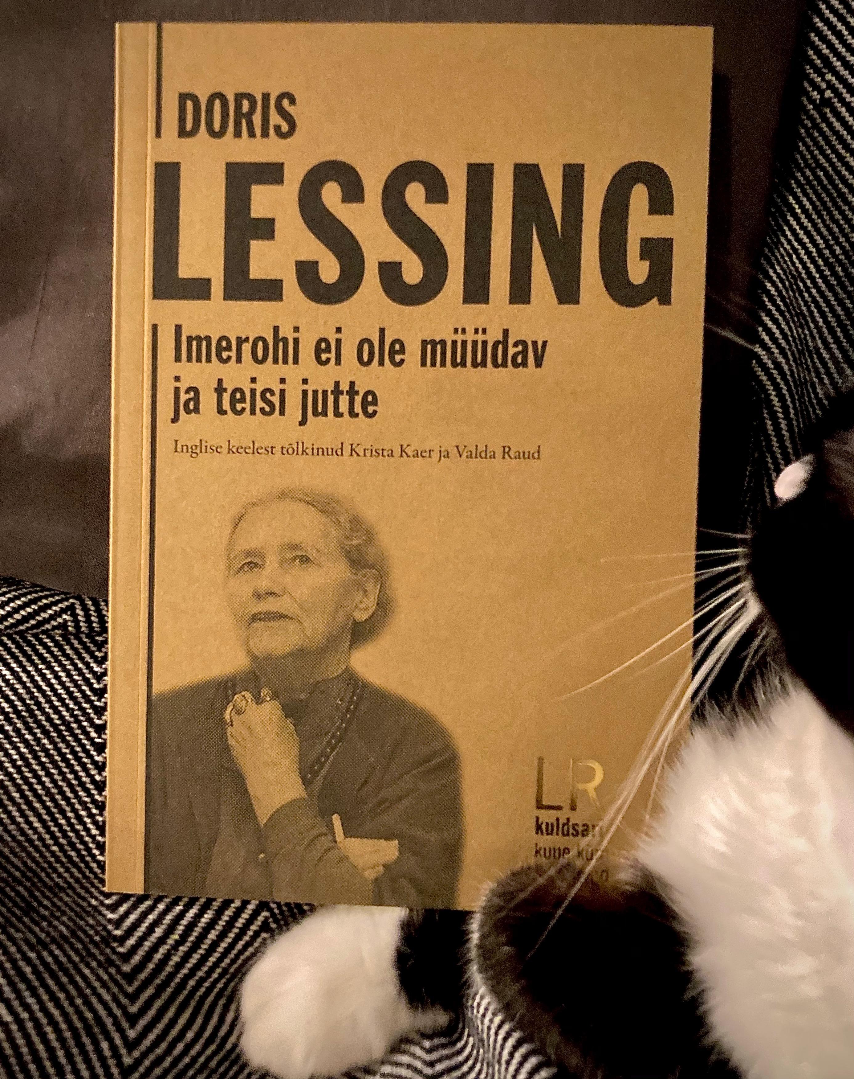 """Doris Lessing """"Imerohi ei ole müüdav ja teisi jutte"""""""