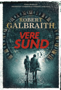 "Robert Galbraith ""Vere sund"""